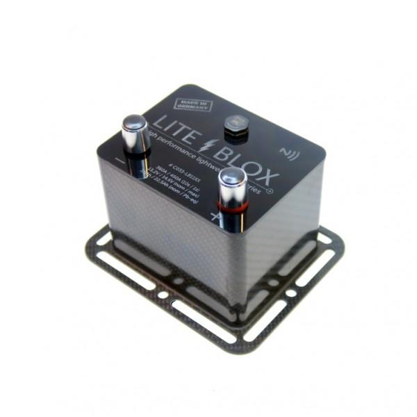 Lite-Blox Leichtbau Li-Batterie KT1.1 (7,5Ah, 2-6 Zyl., 1.-3.000ccm)