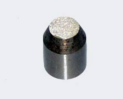 Einsatz für mechanische Stößel