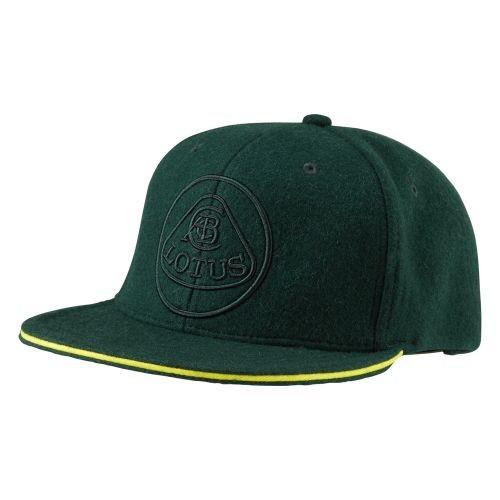 Lotus Baseball-Kappe Roundel, grün