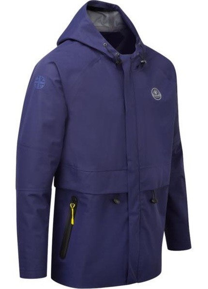 Lotus Jacke, waterproof in blau