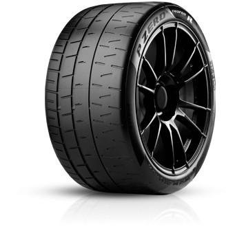 Reifensatz Pirelli Trofeo Race Exige S V6 (205/265)
