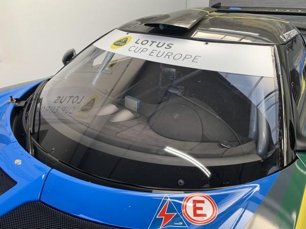 Motorsport Lexan Frontscheibe für Elise/Exige oder Evora