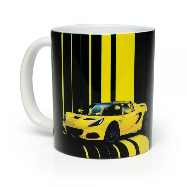 """Lotus Merchandise: Tasse """"Elise 25th Anniversary"""""""