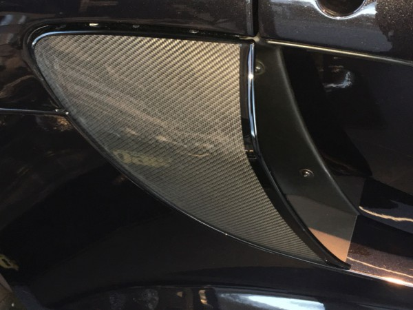 Carbon Luftführung Side Scoops Exige V6