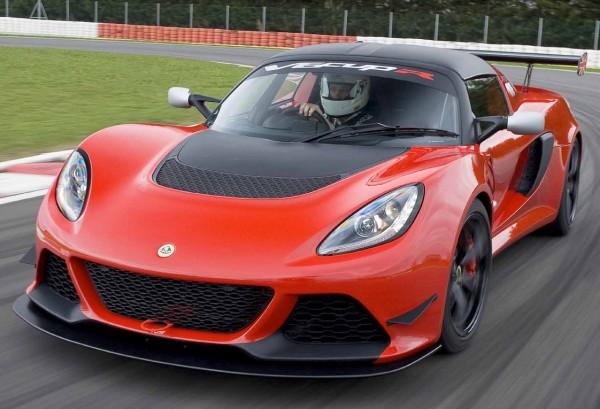 Aero-Kit Lotus Motorsport Exige V6