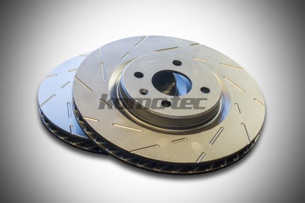 """Bremsscheiben """"Grooved Disc"""" mit ABE/KBA"""