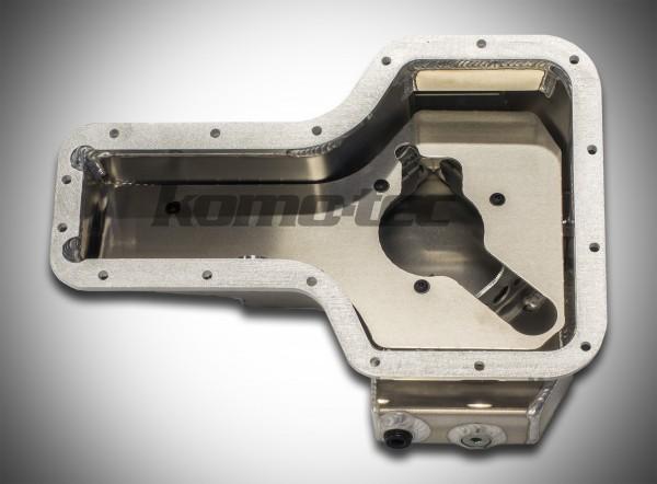 Aluminium-Ölwanne mit Ölklappen Elise / Exige 1/2ZZ