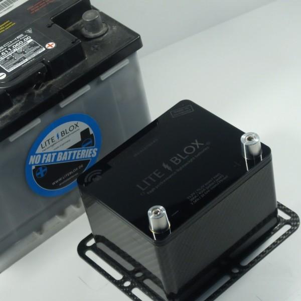 Lite-Blox Li-Batterie 1.4-Gen4 (7,5Ah, 2-6 Zyl., 1.-3.000ccm)
