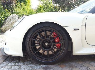 "KT-Sport Rad 17-18"" Exige S V6"