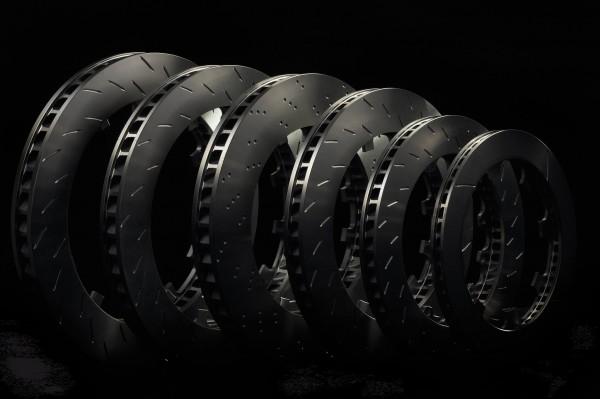Ersatzreibringe / Bremsscheiben für KoBra-Bremssysteme