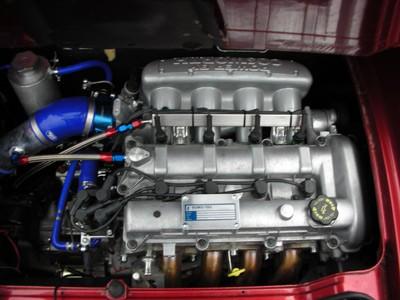 Phase 2F Elise 230F Supertorque