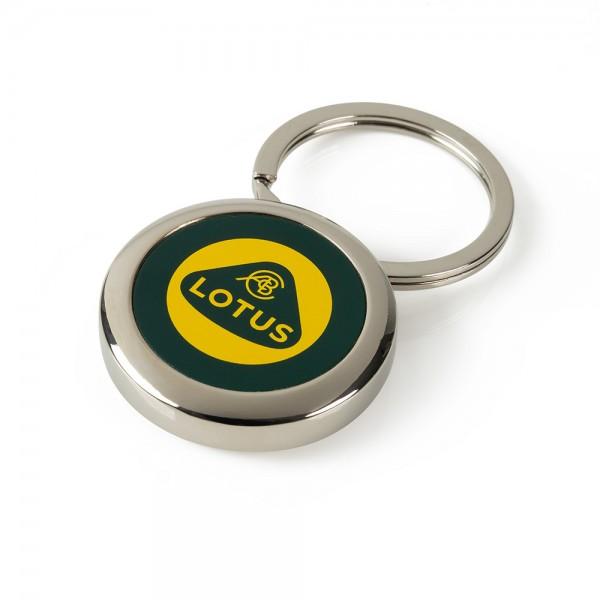 "Lotus Merchandise: Schlüsselanhänger ""Metal"""