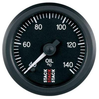 Zusatzinstrument Professional, Öltemperatur 40-140°C, schwarz