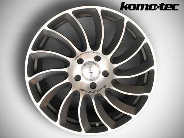 "Turbine Wheel in 18""/19""-Kombination"