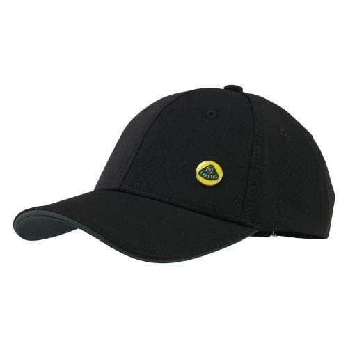 Lotus Baseball-Kappe Logo schwarz
