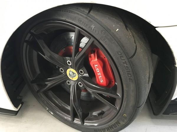 Reifensatz Nankang AR1 für Europa/Speedster