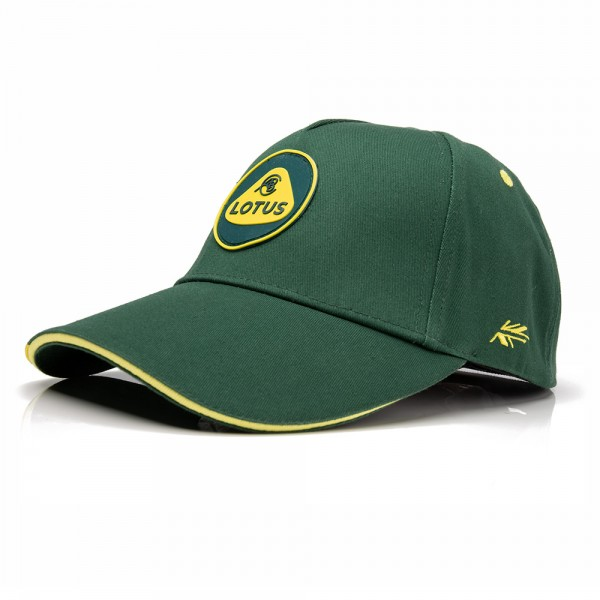 Lotus Merchandise: Kappe (Speed Lotus)