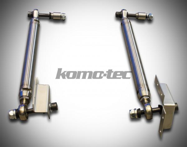 Unibal Toe Link Kit Elise MK2 / späte MK1 mit Stahl Achsträger