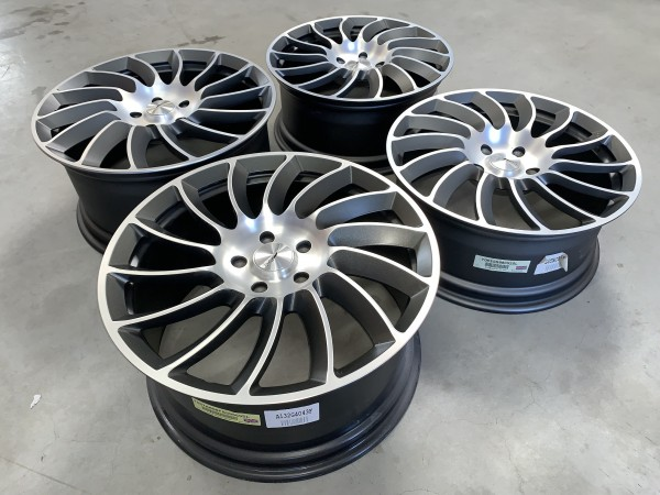 "Lagerabverkauf: Turbine Wheel in 18""/19""-Kombination"