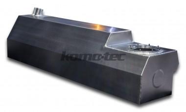 """Aluminium Tank """"48/54 Liter"""" für Elise/Exige"""
