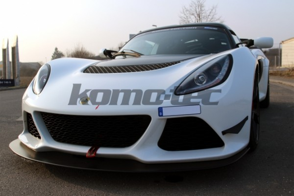 """LTS-Motorsport Frontsplitter Exige V6 """"extended"""""""
