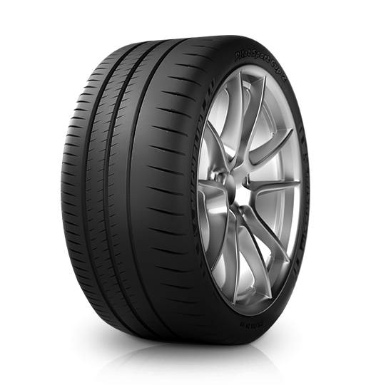 Reifensatz Michelin Cup 2 für Exige V6