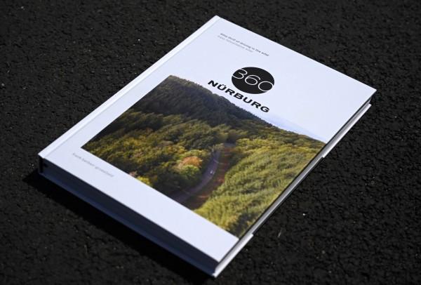 """Buch """" 360-Nürburg - Das Fahrerlebnis Eifel """""""