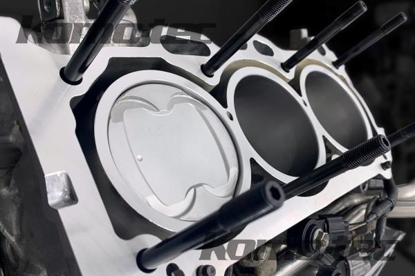 Short-Block Upgrade mit Schmiedekolben & -Pleuel V6 2GR-FE (Toyota)