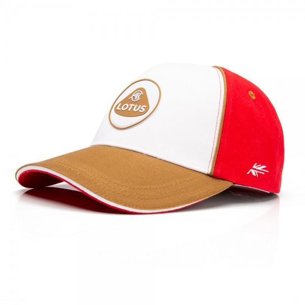 Lotus Merchandise: Kappe (Speed Gold Leaf)